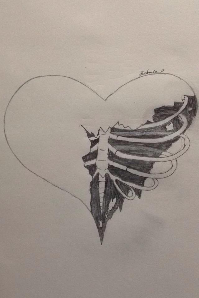 Heart by Bean3672