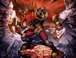Khorne, The Blood God