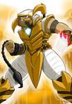 Scorpion, holy avenger