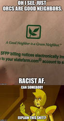 So racist by antcow