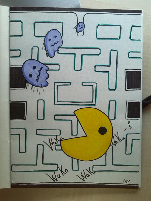 Pacman by Patri02