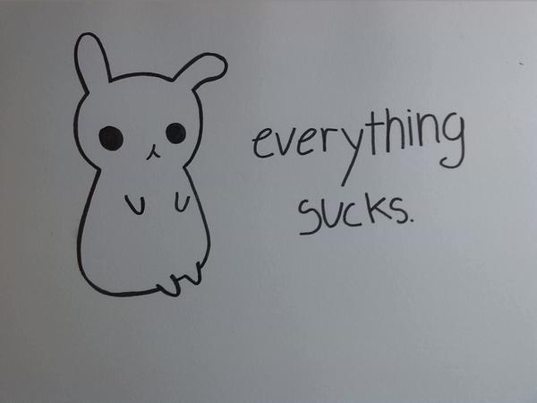 everything sucks by Patri02