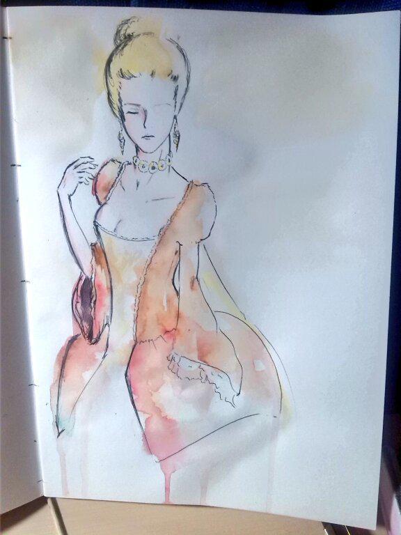 Dama by Patri02