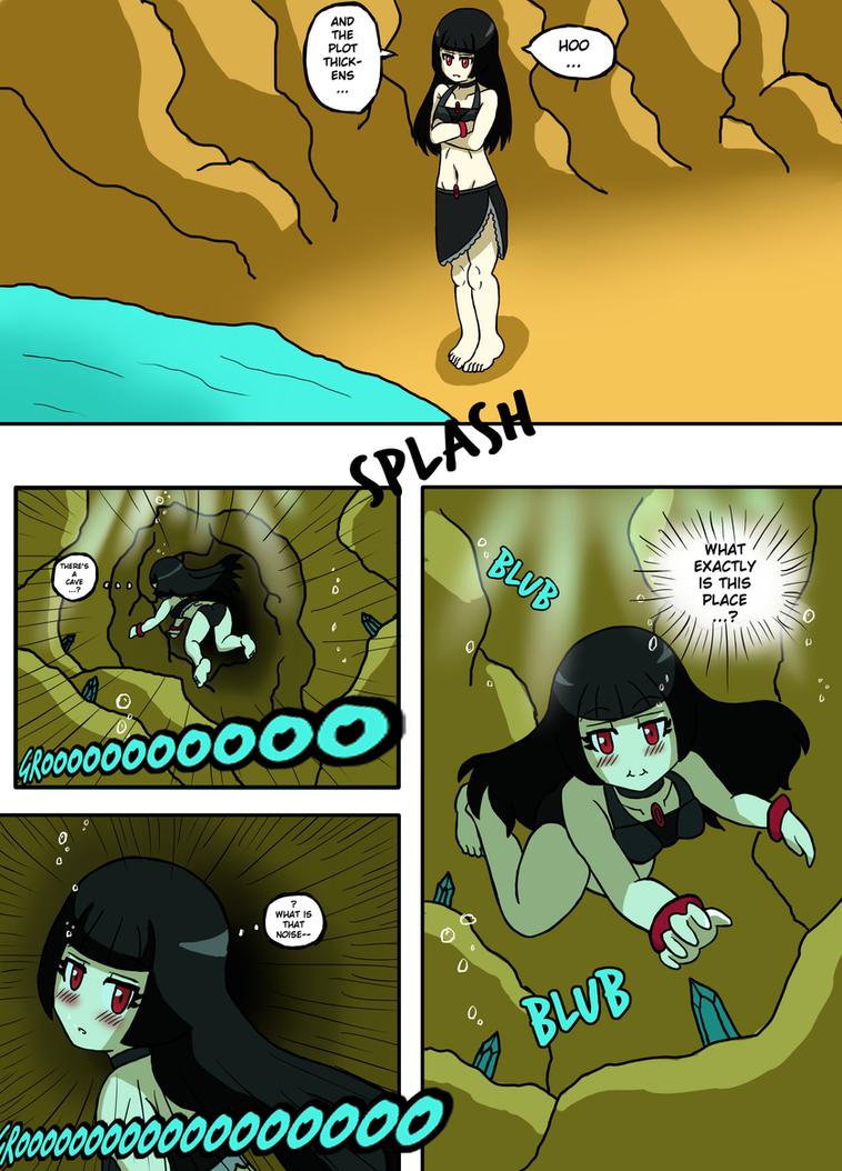 Pitch Black Summer - Page 2 by JimLiesman