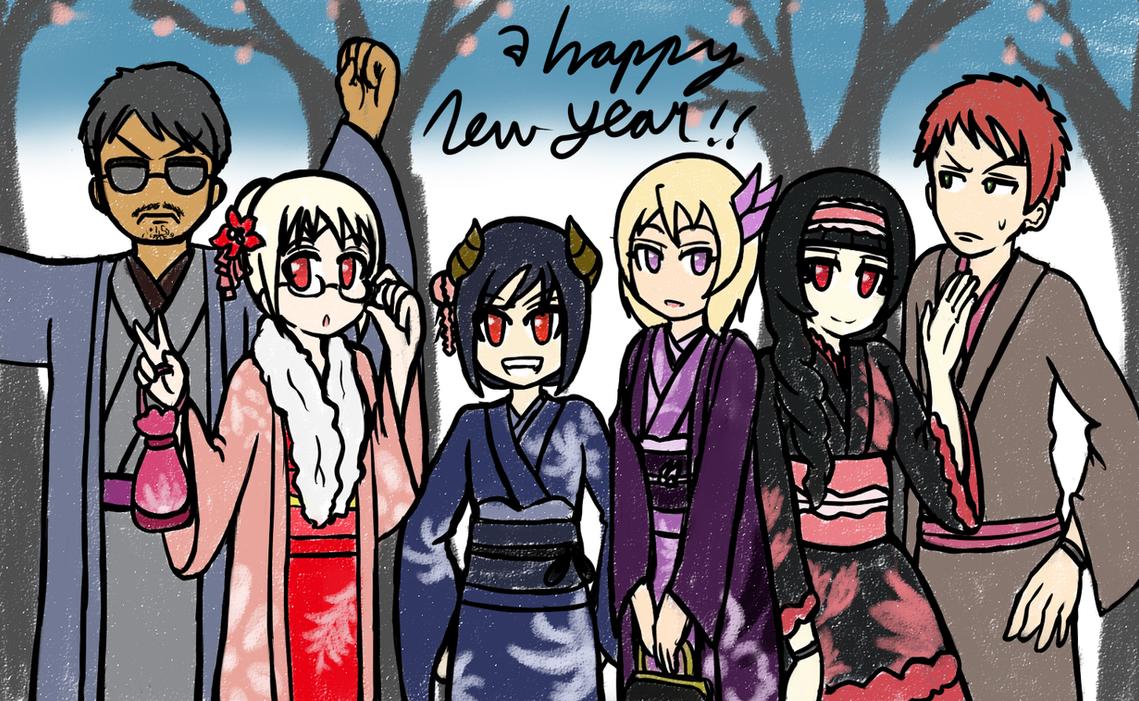 A Happy New Year!! by JimLiesman