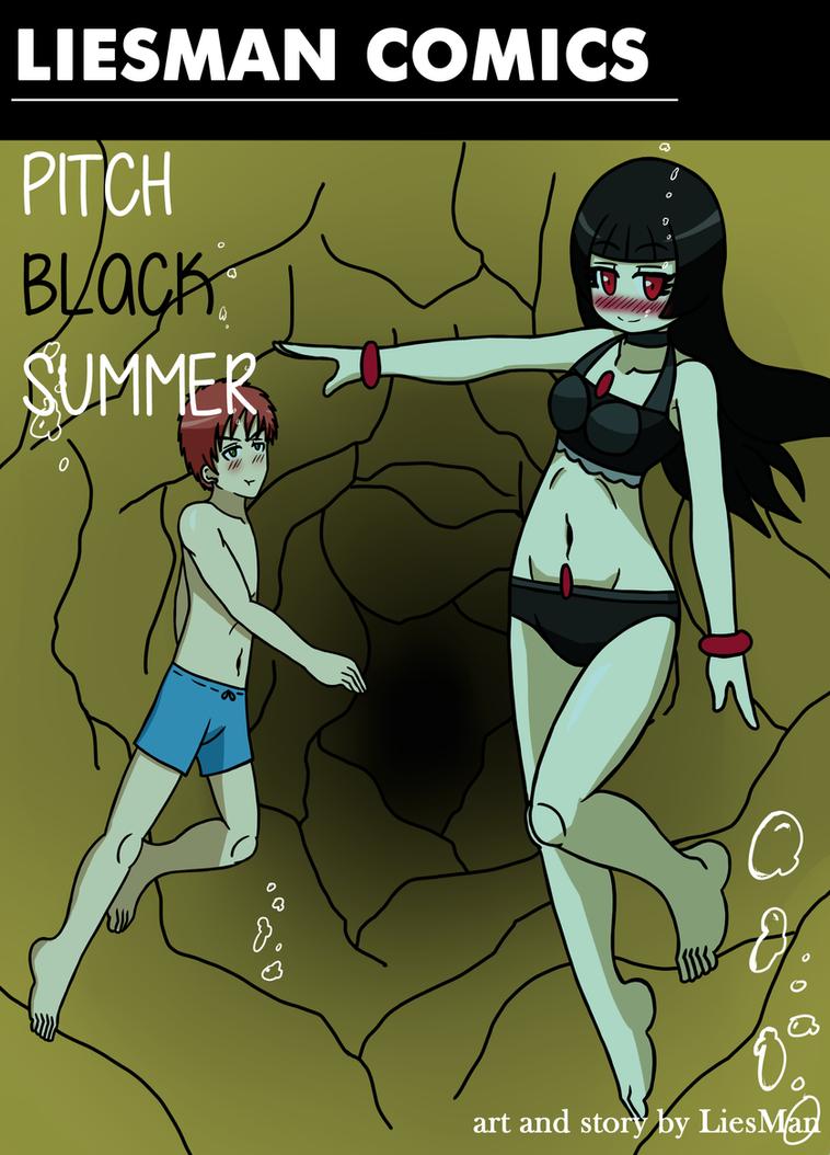 Pitch Black Summer - Cover by JimLiesman