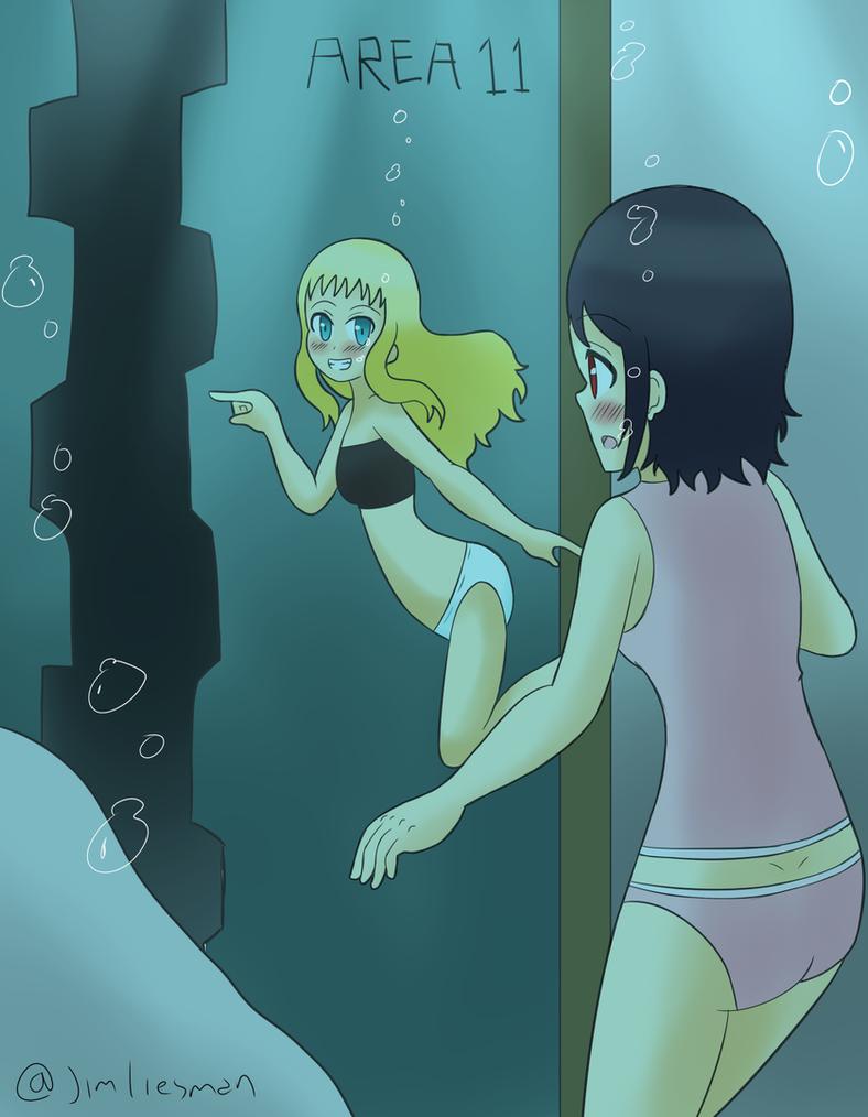 Salvage Girls 5 by JimLiesman