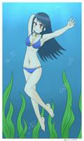 Underwater Modeling - Hu Yue (1/2)