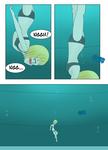 Blue Vignettes #1 (page 6/9)