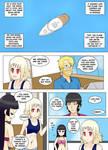 Blue Vignettes #2 (Page 2)