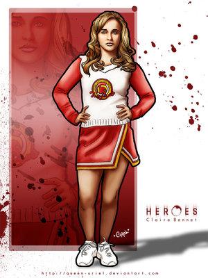 .:Claire Bennet:.-Queen-Uriel by Heroes-Fan-Club
