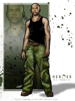 .:D.L. Hawkins:.-Queen-Uriel by Heroes-Fan-Club