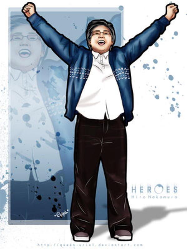.:Hiro Nakamura:.-Queen-Uriel by Heroes-Fan-Club