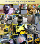 Making Of: Celty's Helmet