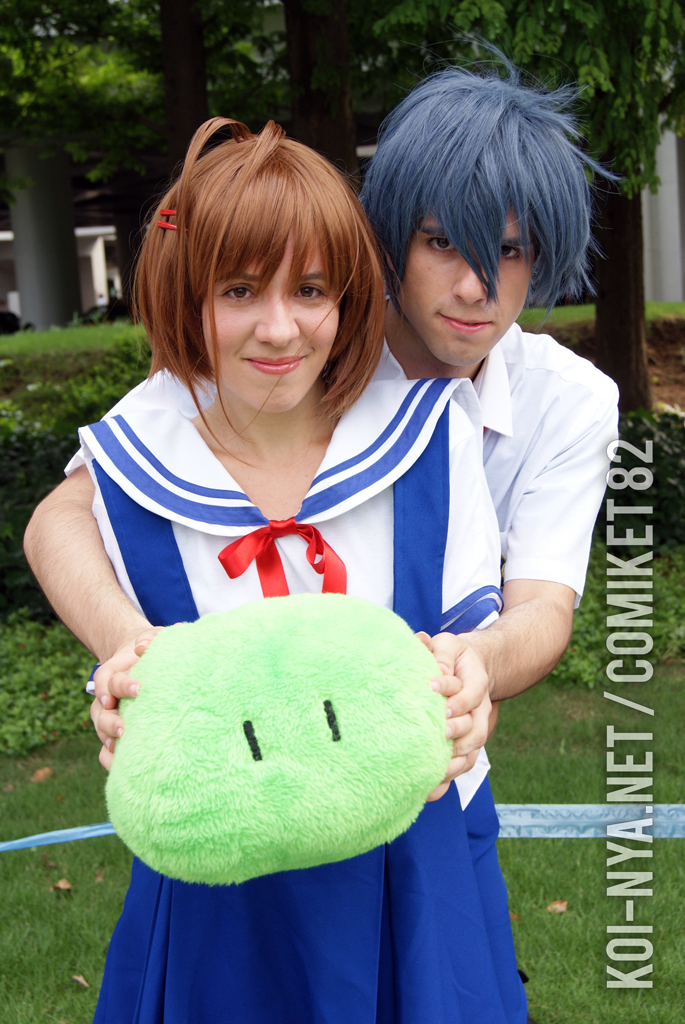 Clannad Happy Family By Miyazawa Lulu On Deviantart