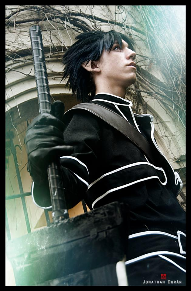 Kirito Alfheim cosplay (Sword Art Online) by AstronSama