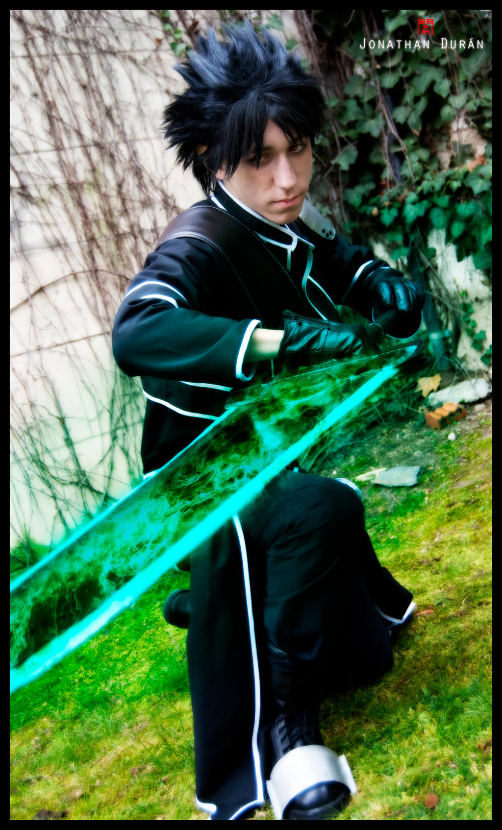 Sword art online Kirito ALfheim Cosplay by AstronSama on ...