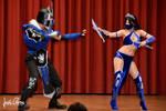 Mortal Kombat Sub Zero Vs Kitana