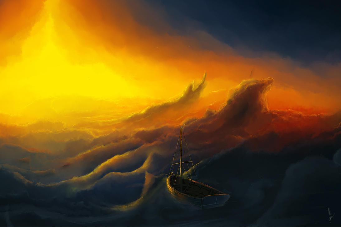 #5 Boat by N4u2k