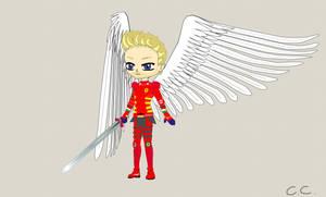 Sebastian Vettel (fantasy role) by SennaGirl