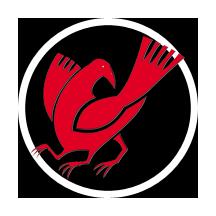 Red Phoenix symbol by RavenBaraq
