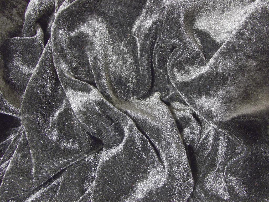 black and silver velvet wallpaper
