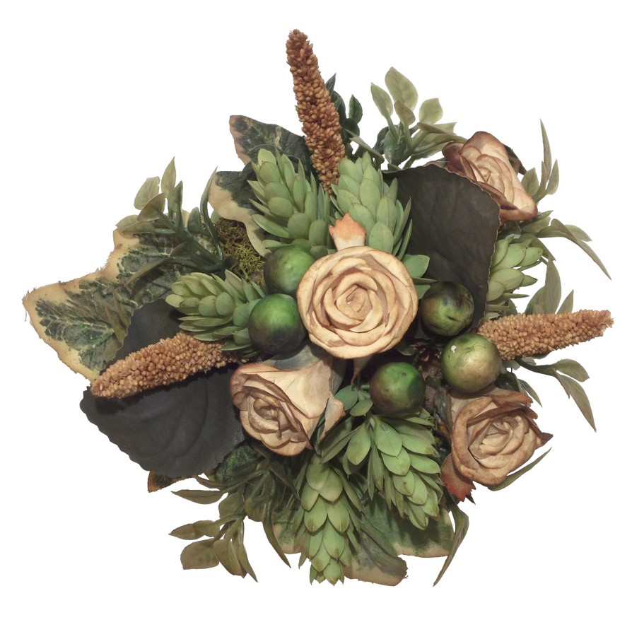 Bouquet Of Artificial Flowers png by Adagem on DeviantArt