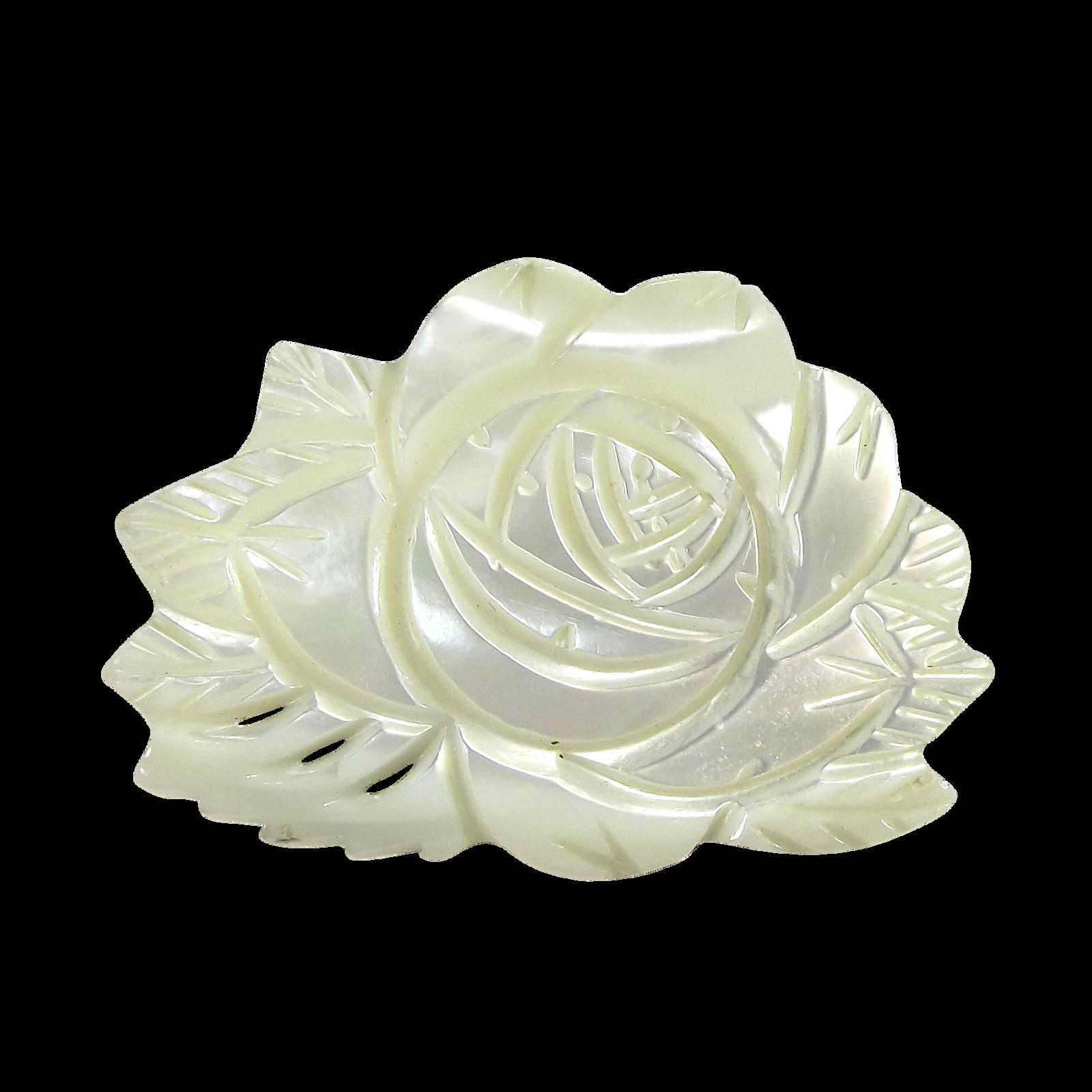 Pearl rose png by Adagem on DeviantArt