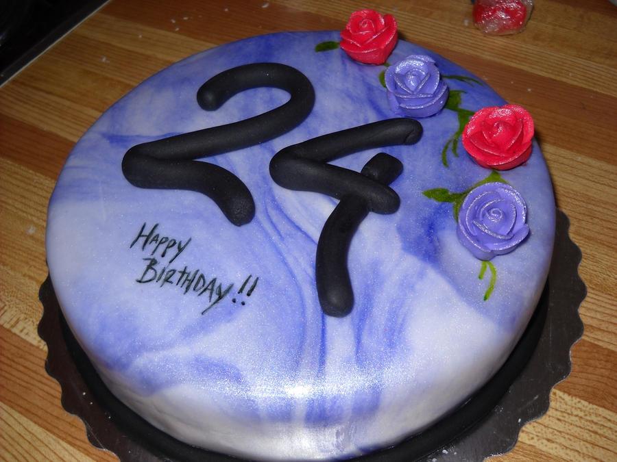 Поздравление с днем рождения девушке с 24 летием