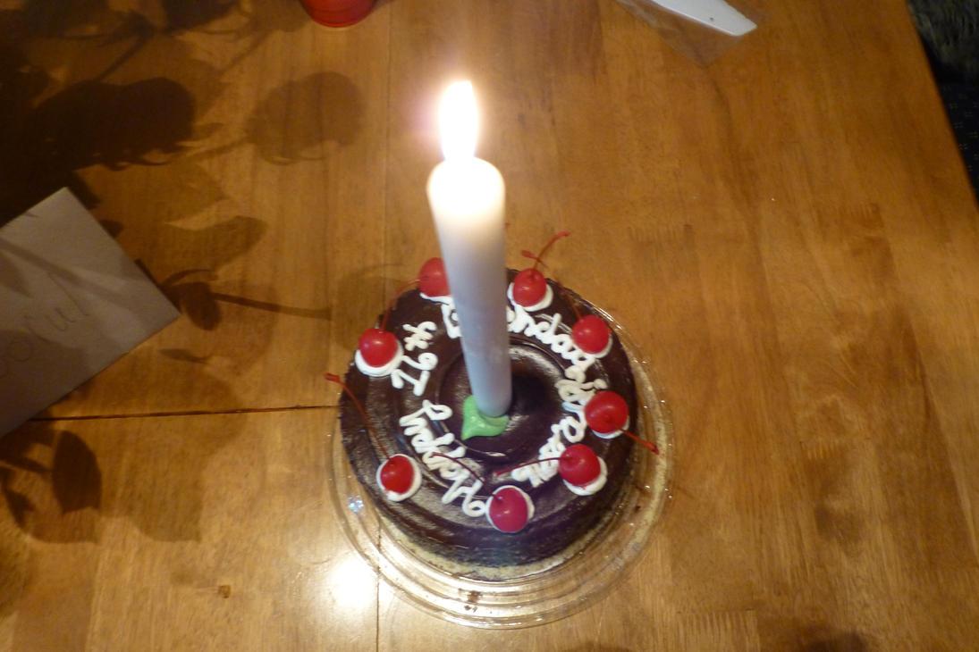 Portal Birthday Cake By Ashpodtheportalfur On Deviantart