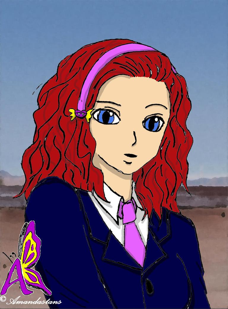 Airena Kira Weiss by Amandasans