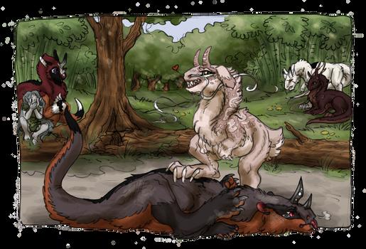 WBTT - Training with a Dragon Lady