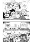 Page 28 (last) from [Anime Tamae!] episode