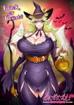 Happy Halloween from Sidu, Kitsune Maiden!