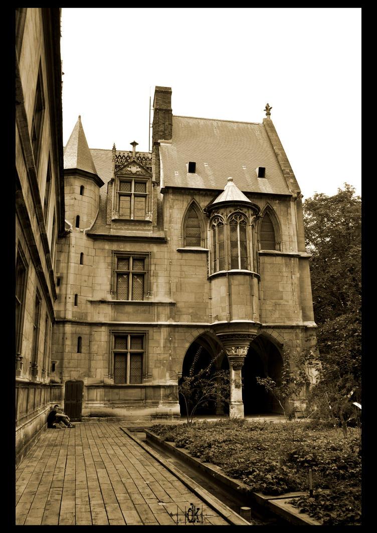 medieval garden by DruKa on DeviantArt