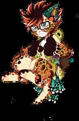 #019: ButterKitten: Sea Turtle - Auction Open by RainbowScreenCS