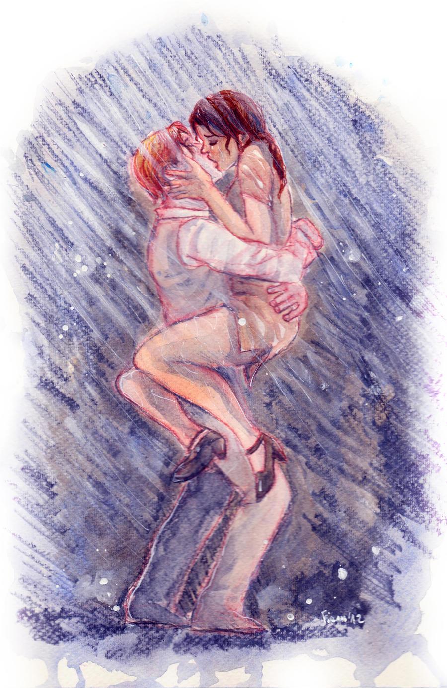 Piove, ma che fa...! by Fidi-s-Art