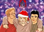 Christmas-Blocking by FidisART