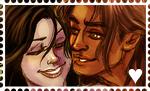 E/K stamp by FidisART