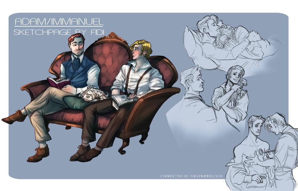 Sketchpage: Adam/Immanuel