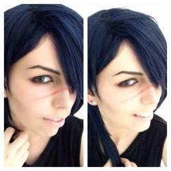 DMMD: Spontaneous Koujaku makeup test