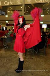 Teen Scarlet Witch 1~ by LoneSurvivor01