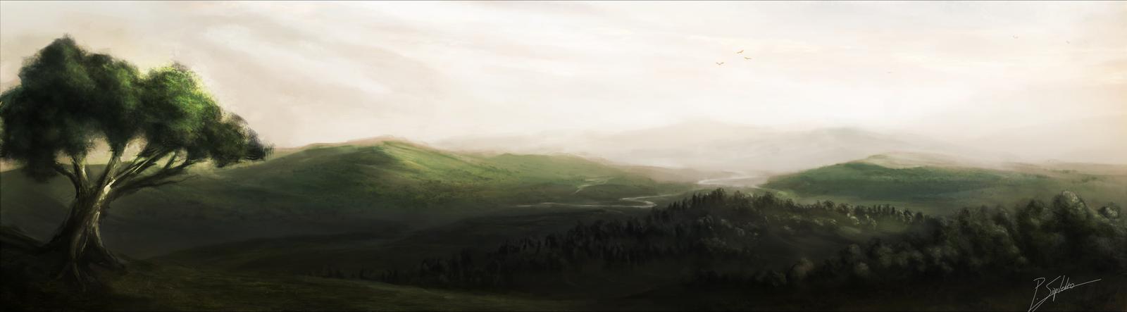 Horizon by psiipilehto