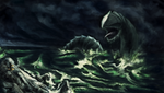 Sea monster (remake)
