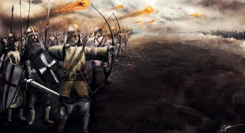 Battlefield by psiipilehto