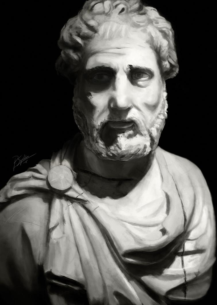 Statue -study by psiipilehto