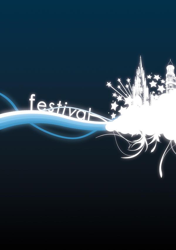 Festival cover page by FreddyC