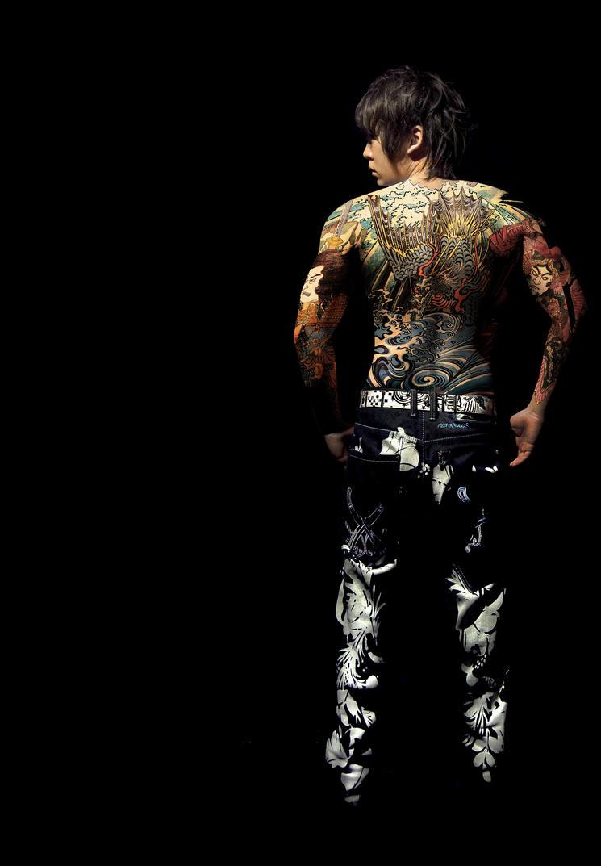 Tattoo - Coloured