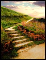 Stairway by FreddyC