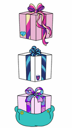 Cadence, Shining and Flurry presents